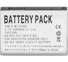 Аккумулятор PowerPlant Blackberry 9100 (F-M1) 2200mAh