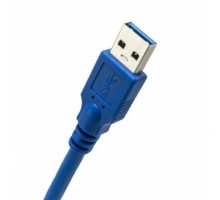 USB 3.0 AM-AM, 0.5m, 28 AWG, Super Speed