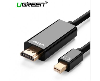 Mini DisplayPort - HDMI кабель, адаптер Ugreen с поддержкой UHD 4К , 2К, 3D
